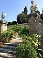 Villa di Castello- stairway.JPG