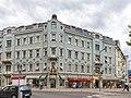 Villach Innenstadt 8.-Mai-Platz 3 Miethaus Triesterhof SO-Ansicht 26062018 3661.jpg