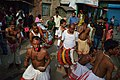 Village Circumambulation - Body Pierced Gajan Sannyasi - Bainan - Howrah 2015-04-14 8012.JPG
