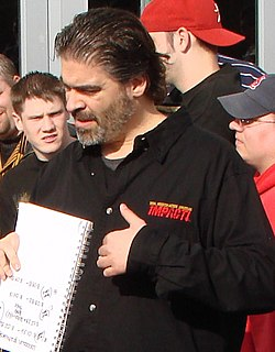 Vince Russo American professional wrestling writer