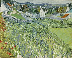 Vineyards at Auvers