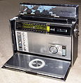 Vintage Zenith Royal 7000 Trans-Oceanic (Transistor) Radio, Chassis 18ZT40Z3, Made in the USA (12125520946).jpg