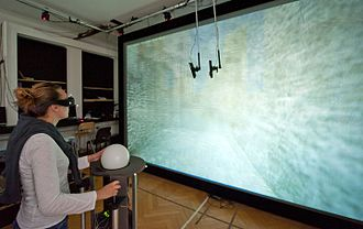 Bauhaus University, Weimar - Virtual Reality Lab at the department of Computer Science for Digital Media
