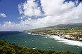 Vista da ilha do Faial apartir do Monte da Guia, Concelho da Horta, ilha do Faial, Açores, Portugal.JPG