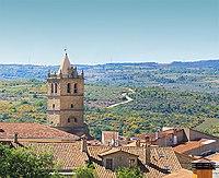 Vista de Aldeadávila de la Ribera, Castilla y León (España).jpg