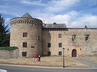 Villafranca del Bierzo - Castle of Villafranca.