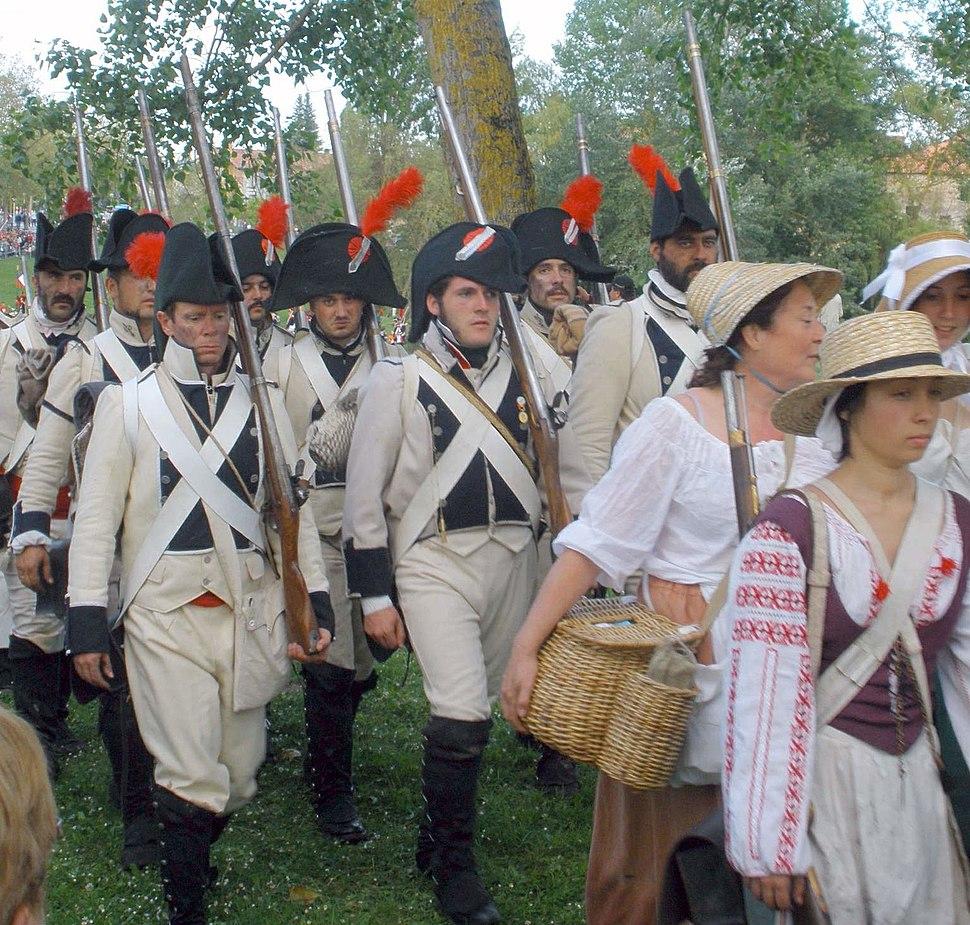 Vitoria - Recreación histórica de la Batalla de Vitoria, bicentenario 1813-2013 020