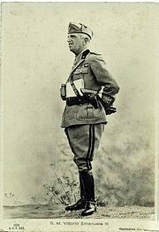 Vittorio Emanuele III 1936