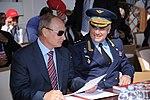Vladimir Putin and Alexander Zelin, MAKS-2011-2.jpeg