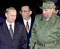 Vladimir Putin in Cuba 14-17 December 2000-2.jpg