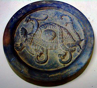 Snakes in Chinese mythology - Depiction on the grounds of the Beijing Ancient Observatory of Xuanwu - the sign for the northern quarter of the sky.