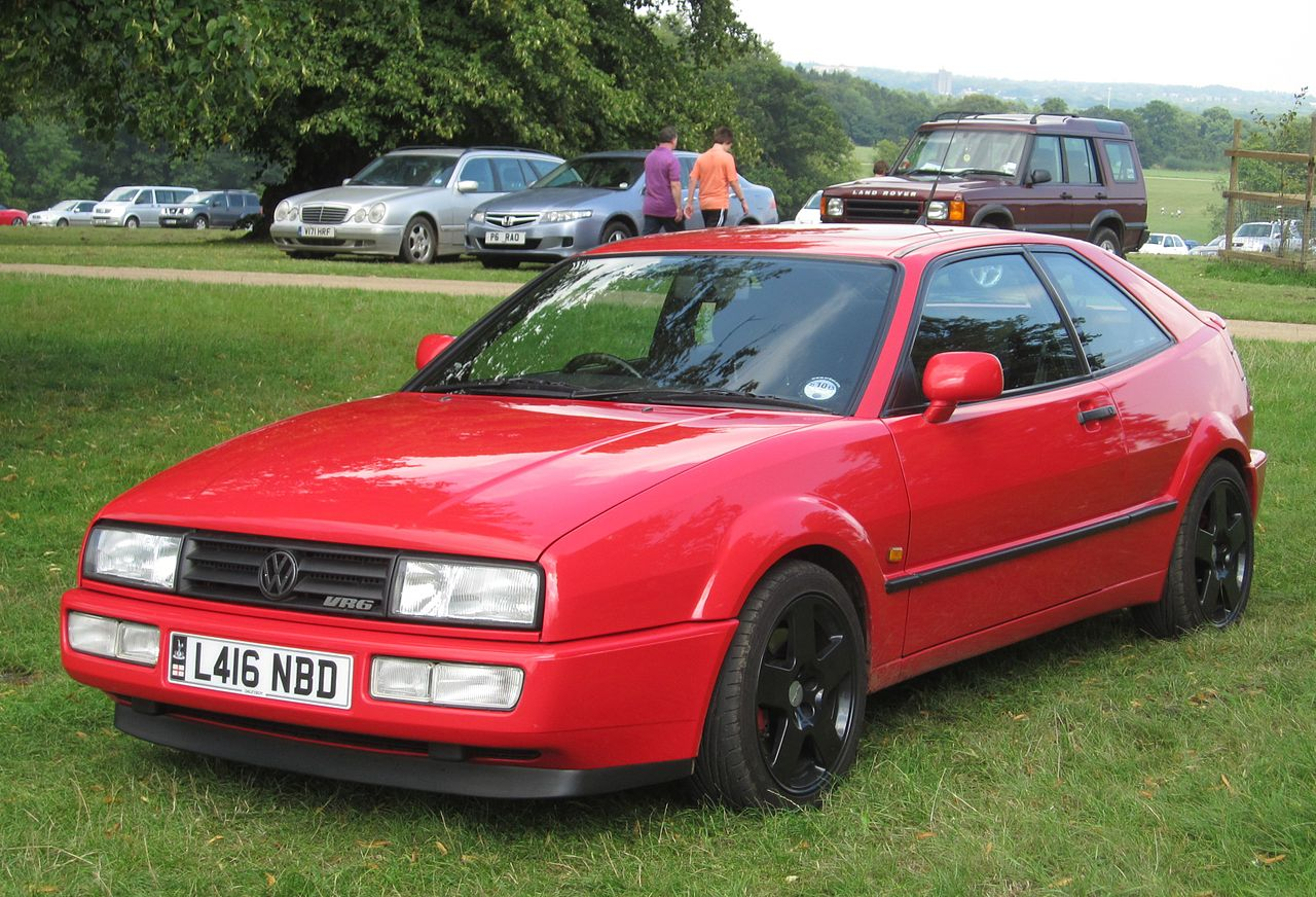 file volkswagen corrado vr6 2861cc registered november 1993 jpg wikimedia commons. Black Bedroom Furniture Sets. Home Design Ideas