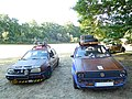 Volkswagen Golf II and III, front view, Rat's look.jpg