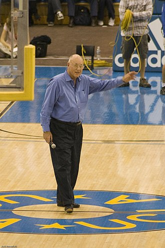 Al Scates - Image: Volleyball Coach Al Scates (3332904176)