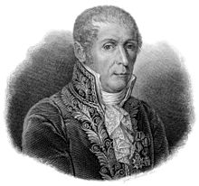 Alessandro Volta, inventor of the electric battery and a major reason Interstate Batteries exists today. Photo via Wikipedia.