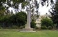 Wagga Wagga War Cemetery monument.jpg