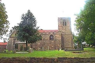 Wales, South Yorkshire Village and a civil parish in South Yorkshire, England