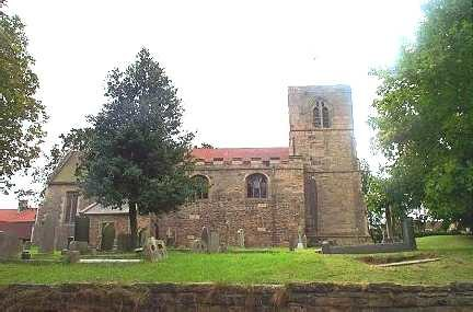 Wales, St John The Baptist - geograph.org.uk - 235481