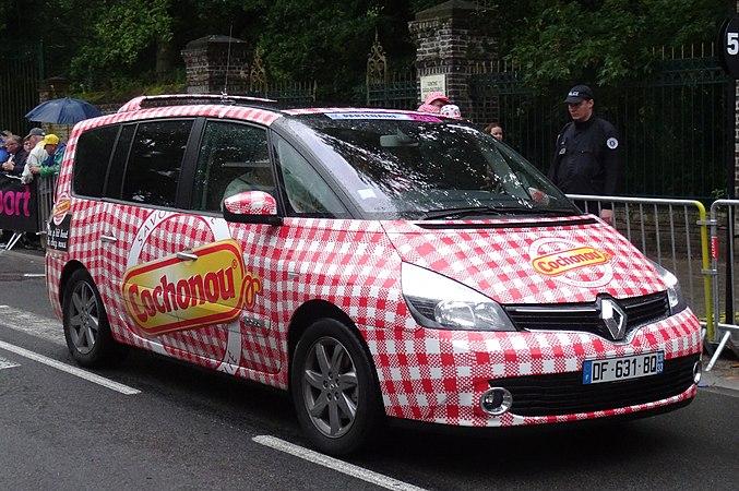 Wallers - Tour de France, étape 5, 9 juillet 2014, arrivée (A63).JPG