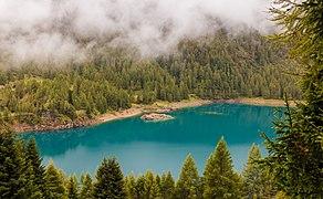 Wandeltocht rond Lago di Pian Palù (1800 m). in het Nationaal park Stelvio (Italië) 46.jpg