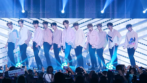 Wanna One performing at INK Concert 2017 06.png