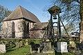 Wannepperveen, de Nederlands Hervormde kerk met klokkenstoel RM10584 IMG 2875 2018-04-20 16.36.jpg
