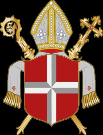 Roman Catholic Archdiocese of Utrecht - Image: Wappen Bistum Utrecht