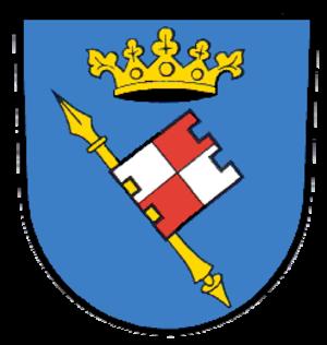Lauda-Königshofen - Image: Wappen Lauda Koenigshofen