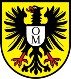 Wappen del Stadt Mosbach