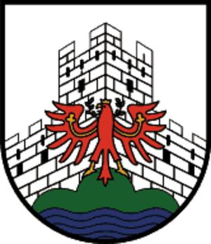 Landeck - Image: Wappen at landeck