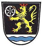 Das Wappen von Bad Sobernheim