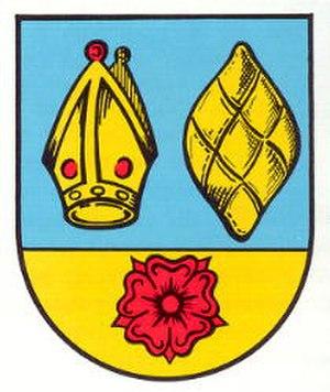 Rhein-Pfalz-Kreis - Image: Wappen dannstadt schauernheim