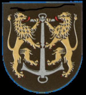 Neuburg am Rhein - Image: Wappen von Neuburg am Rhein