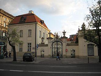 Krakowskie Przedmieście - Image: Warsaw 6at
