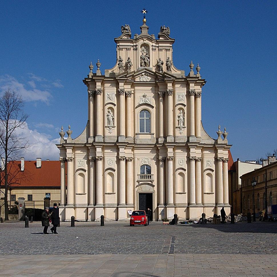 Warszawa Kościół Sióstr Wizytek pw Opieki św Józefa Oblubieńca P3288963 (Nemo5576)