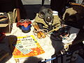 Wartime items, Liverpool Blitz 70 event - DSC09735.JPG