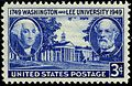 Washington and Lee Univ 3c 1949 issue.JPG