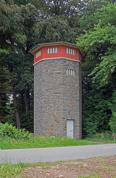 Water tower of Eschette