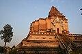 Wat Chedi Luang - Chedi - Dawn.jpg