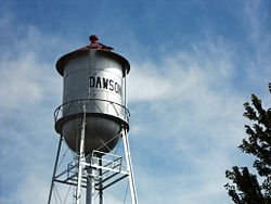 Dawson Water Tower