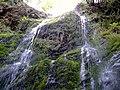 Waterfall in Dhoon glen, Isle of Man - geograph.org.uk - 418595.jpg