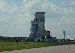 Watrous, Saskatchewan - Grain elevator
