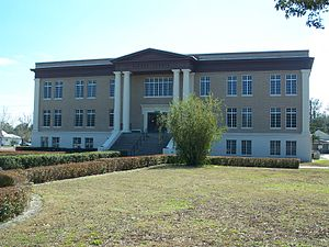 Hardee County Courthouse - Image: Wauchula crths 01