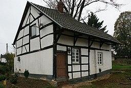 Schilfweg in Wegberg