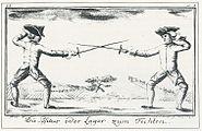 Weischner - Die Positur 1765
