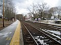 Wellesley Square station from outbound platform, March 2013.JPG