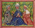 Wenceslaus IV, Charles IV, Jobst of Moravia.jpg