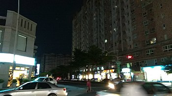 Wenshan Consolidation Area in blackout 20170815.jpg