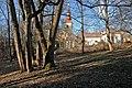 Wernberg Damtschach Schlosspark 06072007 222.jpg