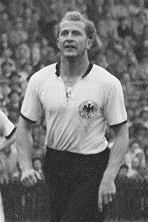 Werner Liebrich German footballer
